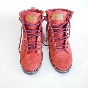 Coach Ester boots